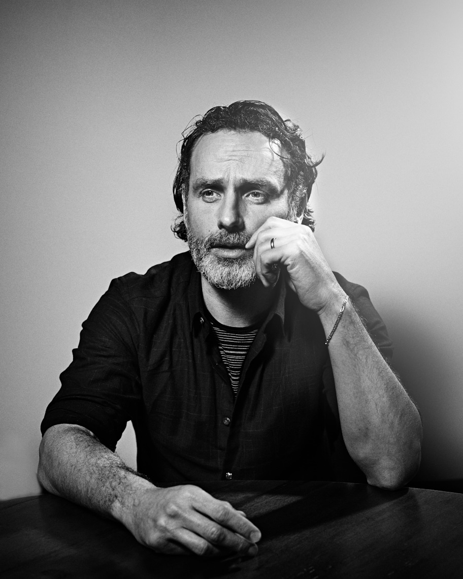 Andrew Lincoln - Icon